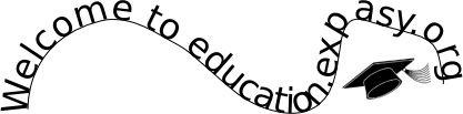 Welcome to education.expasy.org